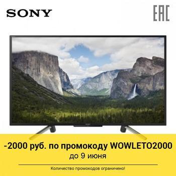 """TV 49,5"""" Sony kdl-50wf665 SmartTv 49.5InchTv (Linux), Wi-Fi, 1080p Full HD (1920x1080)"""