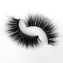 LOVE THANKS 30 pairs/lot mink eyelashes false lash cruelty free handmade no box with tray full strips makeup extension S01