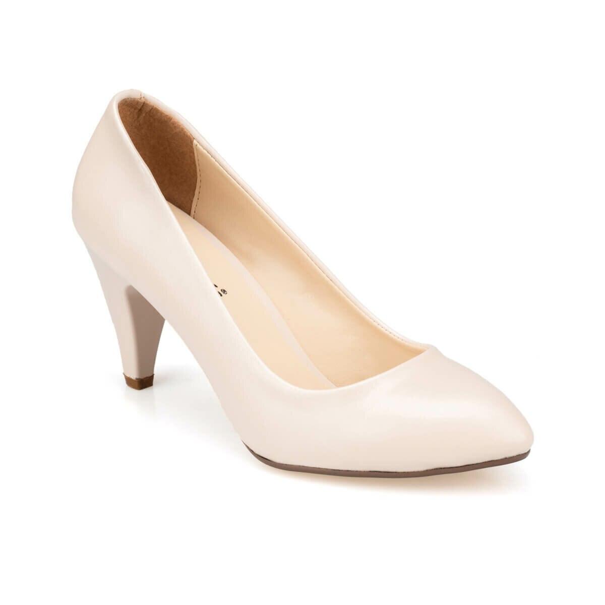 FLO 91.309022.Z Beige Women Gova Shoes Polaris
