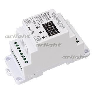 027131 converter smart-k29-dmx512 (230 V, 1x2a, TRIAC, DIN) Arlight 1-piece