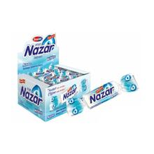 Nazar White Mint Flavored Chewing Gum 100 Pieces  FREE SHİPPİNG