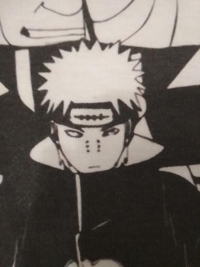 Naruto Akatsuki TShirt photo review