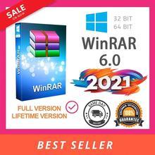 WinRAR – sortie officielle, dernière Version 6.0, licence à vie, 32/2021 bits, Version complète