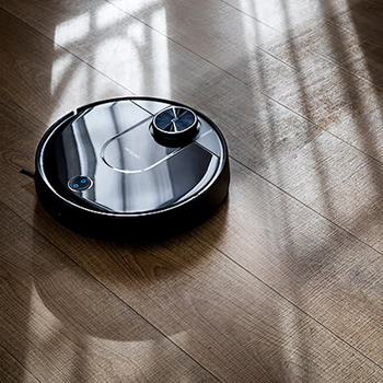 ロボット掃除機 cecotec コンガ 3690 絶対 64 デシベル 2700 pa wifi 黒 -