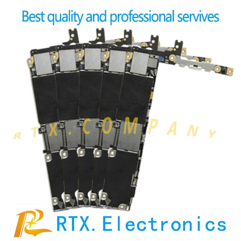 Für IPhone 6 6P 6S 6SP 7 7Pplus 8 8Plus X XS max Motherboard Mit icloud mainboard Komplette ID Lock für Practise FIX Technische|Handy-Flex-Kabel|Handys & Telekommunikation -