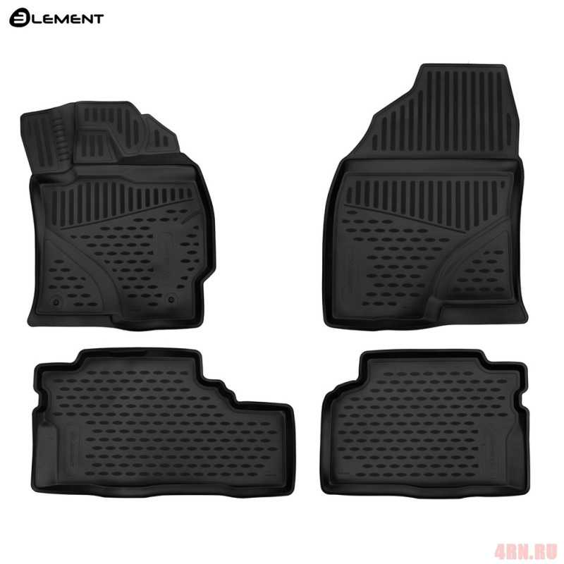 Фото - 4 PCs Всесзонный car mat anti-slip Mats 3D salon For TOYOTA Prius Alpha 2012-right steering wheel (polyurethane) custom fit car floor mats for toyota camry rav4 prius prado highlander verso 3d car styling carpet liner ry56