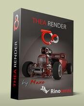 Thea rendu pour Rhino