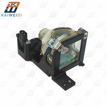 Lâmpadas do projetor v13h010l25 substituição lâmpada para epson EMP S1/EMP TW10/casa 10/powerlite s1 frete grátis