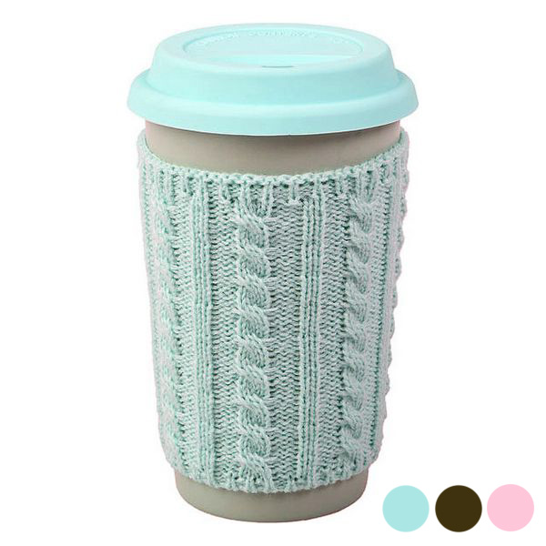Glass With Lid 112374 Jumper (520 Ml)