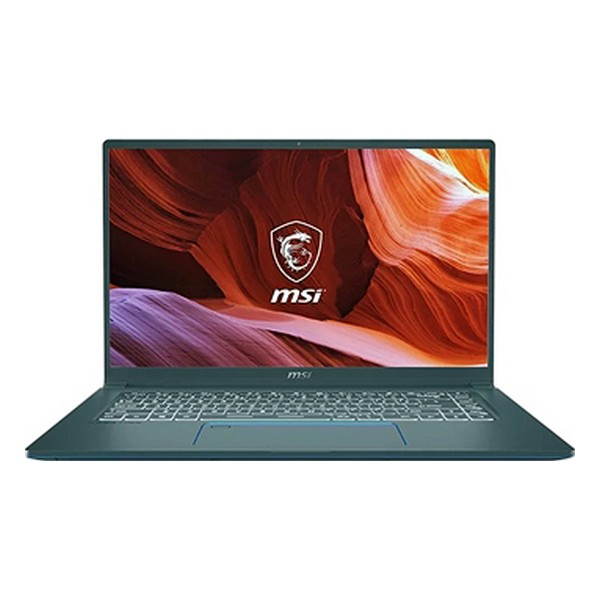 "Notebook MSI Prestige 15 9S7-16S311-007 15,6"" I7-10710U 32 GB RAM 512 GB SSD Black"