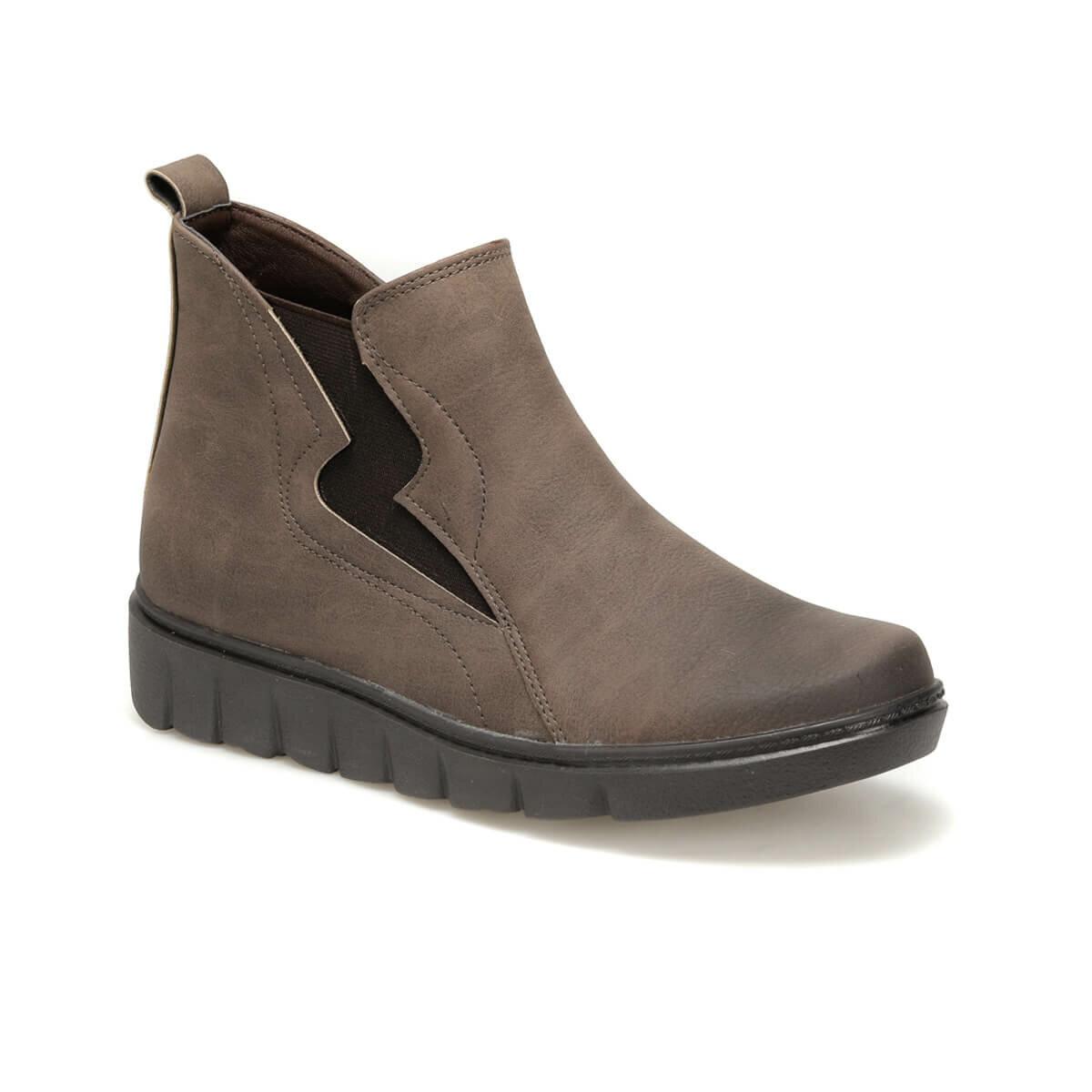 FLO TRV8222 Brown Women 'S Boots Polaris