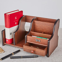 Multi-function Desk Stationery Organizer Pen Holder Pens Stand Pencil Organizer for Desk Office Accessories Supplies Stationery