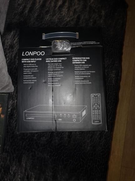 -- Reprodutor Lonpoo Região
