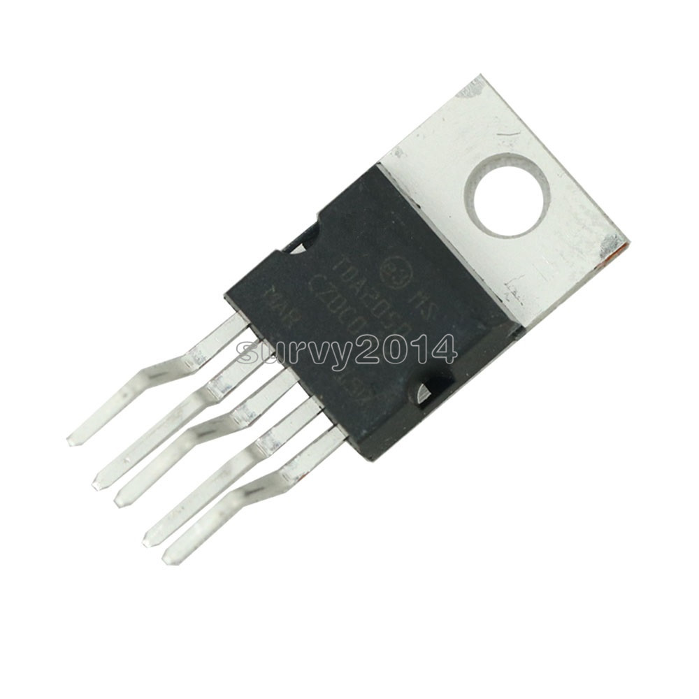 1PCS TDA2050A TDA2050 TO220-5 TO220 Original NEW