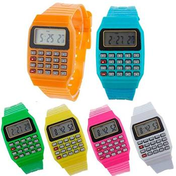 Lot 20 Watches Calculator-Watch Infant Children Details de Weddings, Holy Communion, and birthday presents