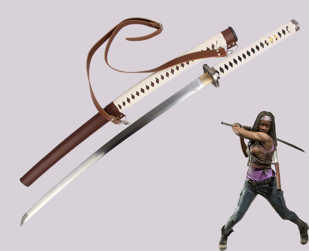 THE WALKING DEAD Katana Michonne WTD Sword Blade Sword