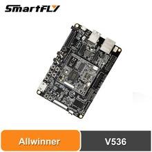 Smartfly Lindenis V536 Allwinner niska moc profesjonalny obraz graficzny kodowanie wideo rozwój pokładzie dwurdzeniowy A7 dla Intellige
