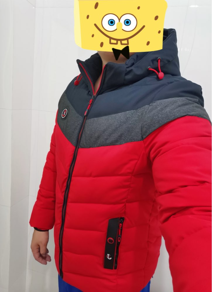 Winter Warm Thick Waterproof Parka Jacket (FREE SHIPPING) photo review