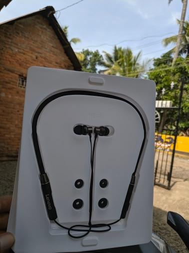 Lenovo Wireless Bluetooth Earphone Headphones Magnetic Sports Running Headset Earplug Waterproof Sport Earphones Noise Canceling|Bluetooth Earphones & Headphones|   - AliExpress
