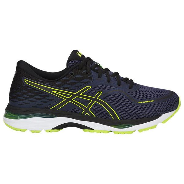 Running Shoes For Adults Asics GEL CUMULUS 19 Dark Blue
