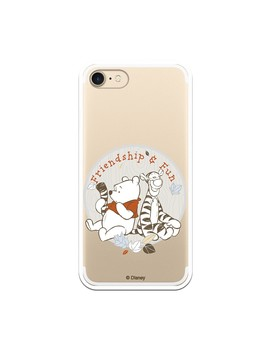 Disney official iPhone 7 case characters Friendship & Fun - Winnie The Pooh
