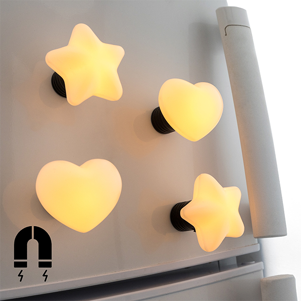 Mini manyetik LED lamba title=
