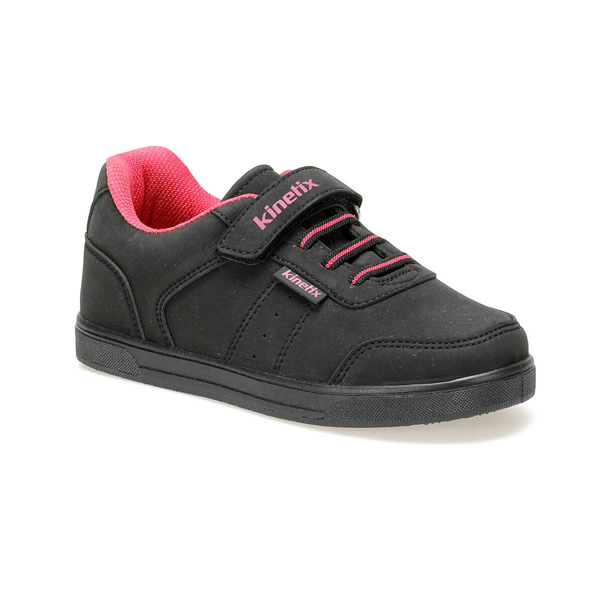 FLO PASEN 9PR Black Female Child Sneaker Shoes KINETIX