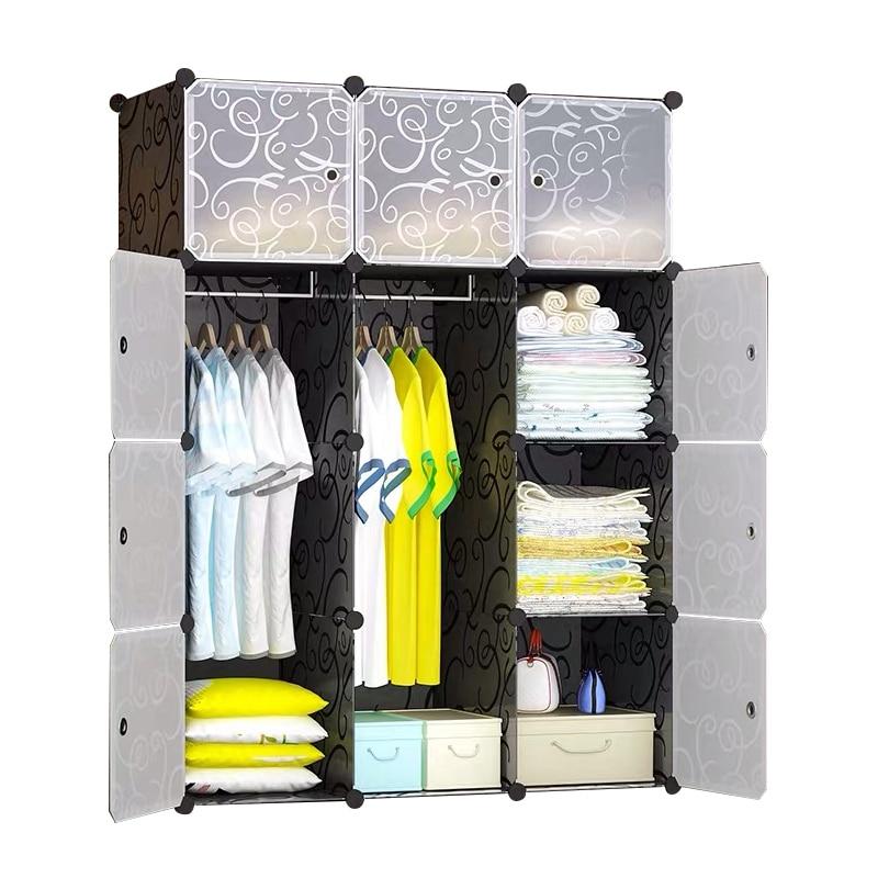 Sokoltec Wardrobe Storage Bags