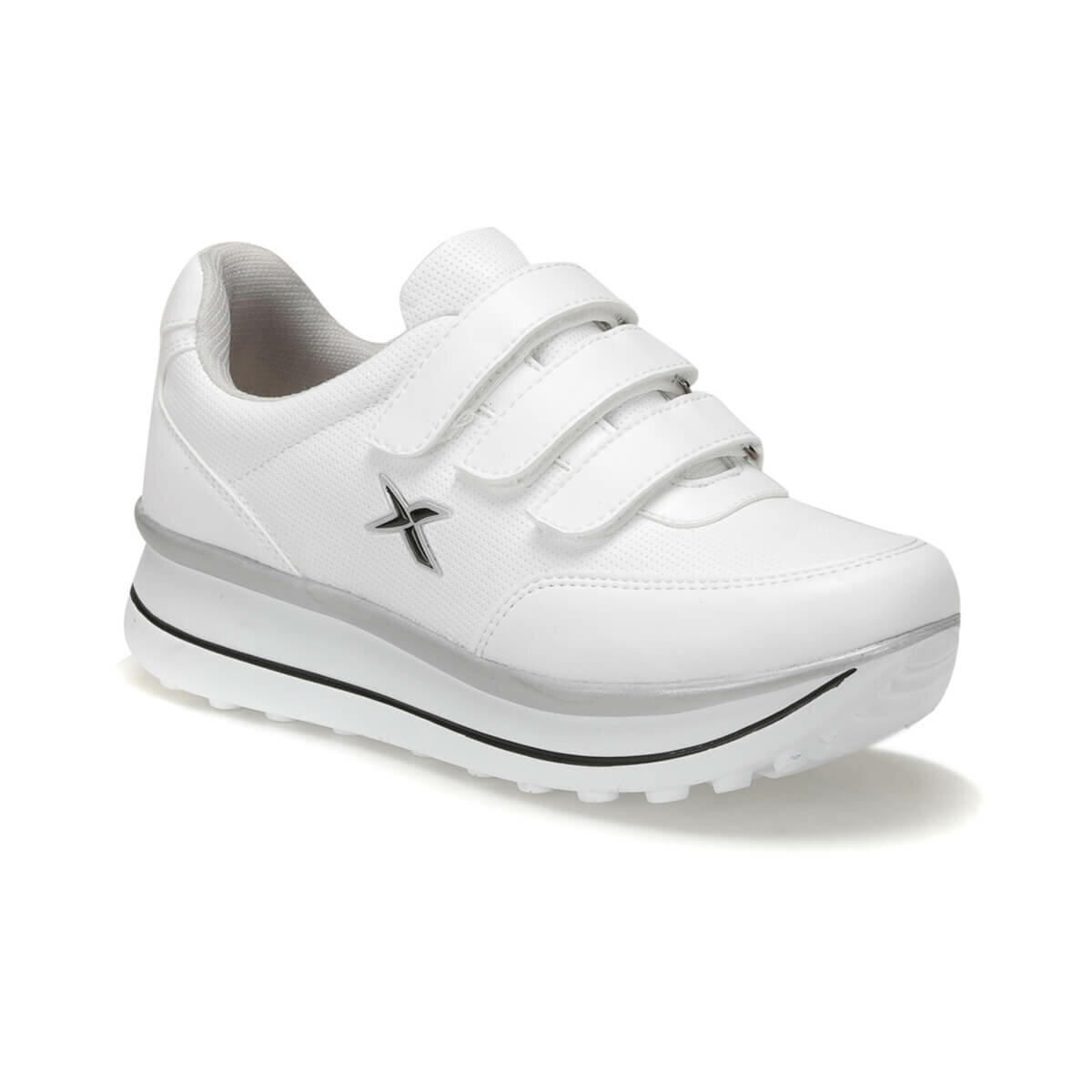 FLO PAULET 9PR White Women 'S Sneaker Shoes KINETIX