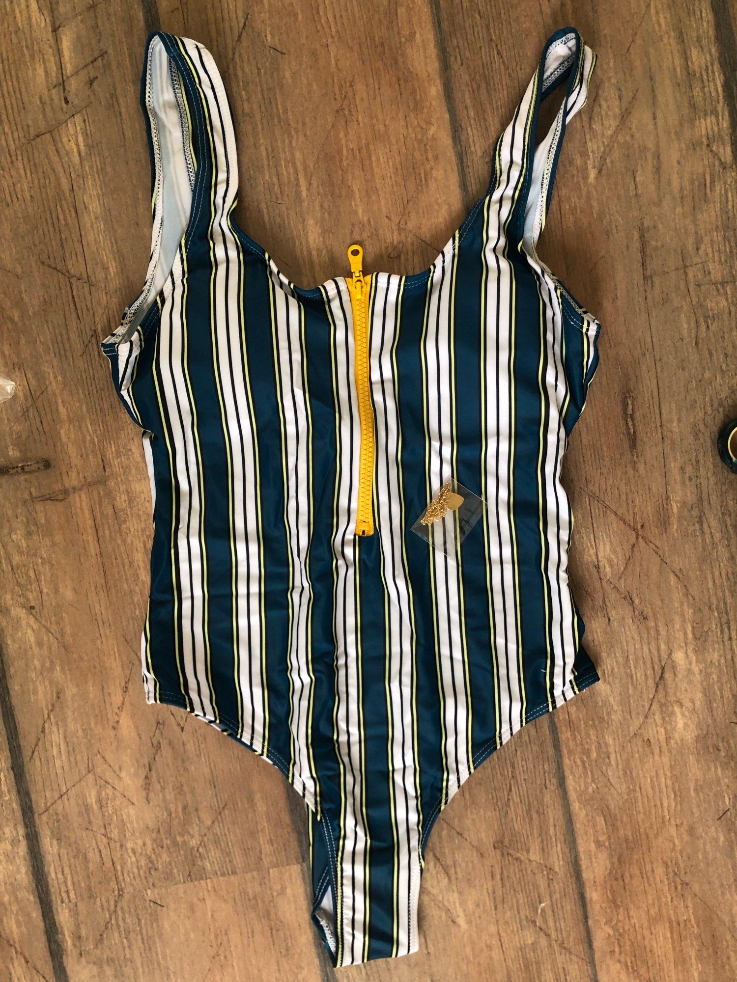 2021 New Sexy Zipper One Piece Swimsuit Women Swimwear Push Up Monokini Bodysuit Swimsuit Print Bathing Suit Summer Beachwear XL Body Suits    - AliExpress