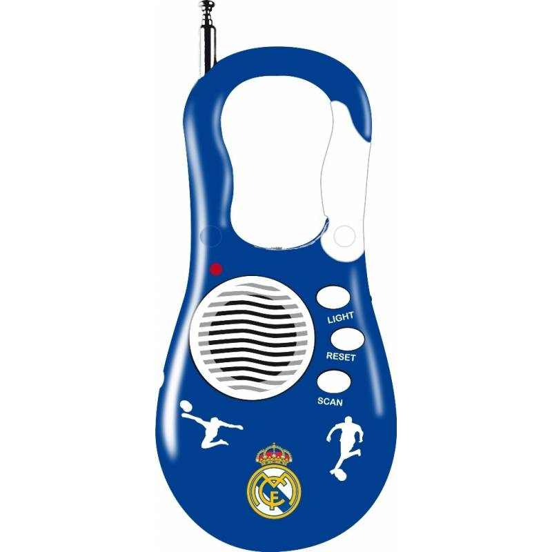 Scan Radius FM Mosqueton Real Madrid