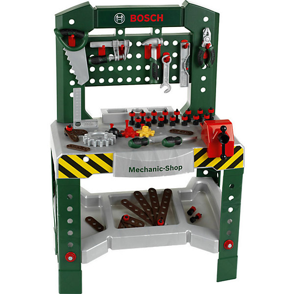 Game Set Klein Bosch Workbench
