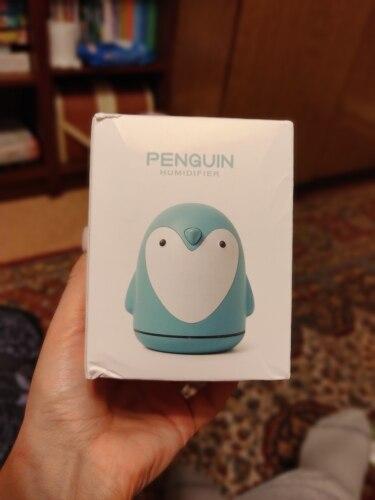 Humidificateur d'Air<br>Penguin photo review