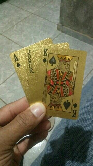 Lemb. de festas Cartas Baralho Pôquer