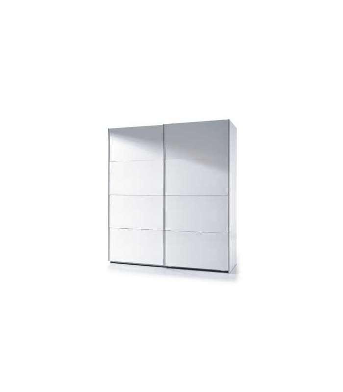 Wardrobe Wardrobe Sliding Doors White 180 Cm Wide