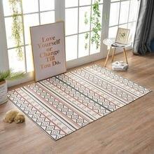 Классические ретро ковры для гостиной богемные геометрические