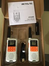 The walkie talkies arrived in a beautiful packaging, which includes two talkies + the char