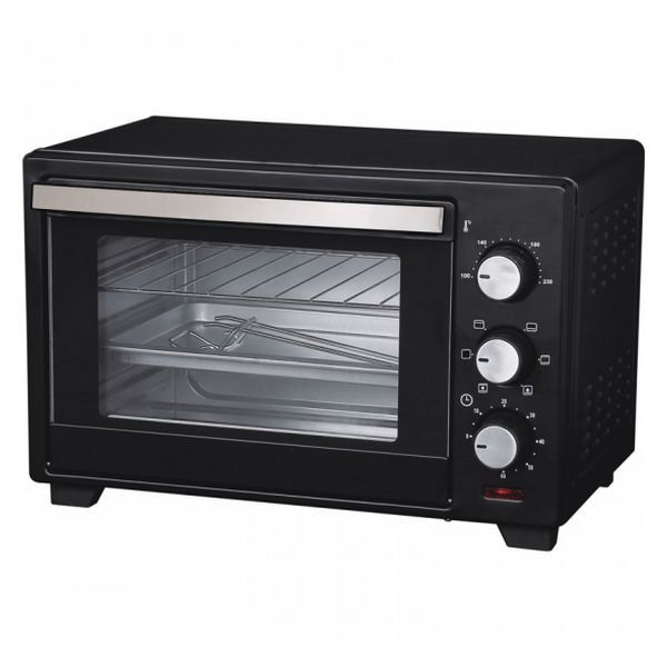 Mini Electric Oven COMELEC HO2504C 1600W Black