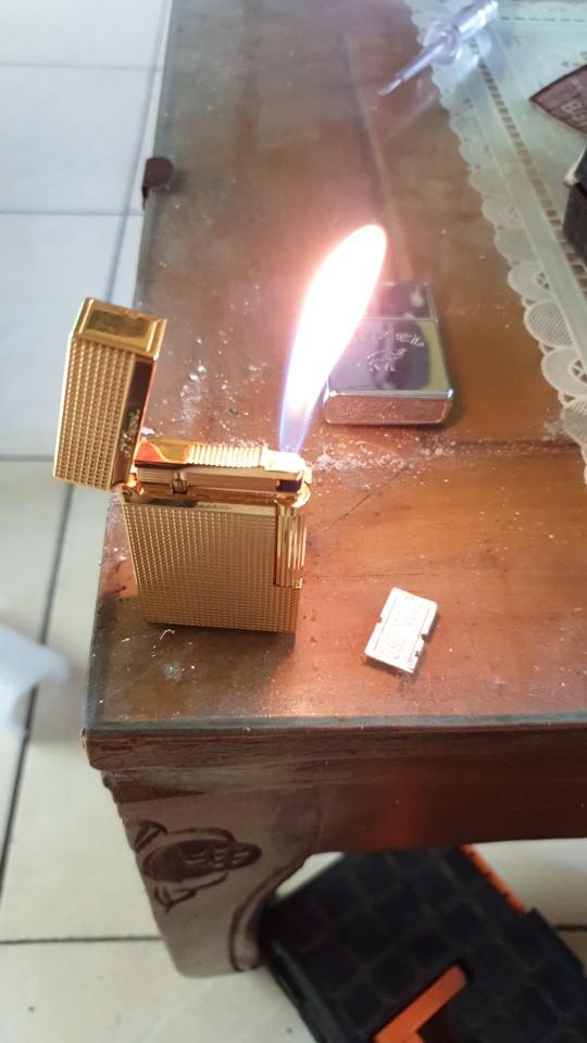 Acessórios para cigarros Dupont Dupont Brilhante