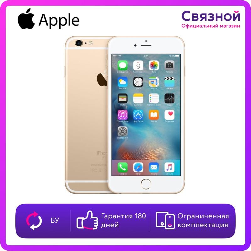 Смартфон Apple iPhone 6s Plus 16GB Состояние отличное [ЕАС, Бывший в употреблении, Доставка от 2 дней, Гарантия 180 дней]