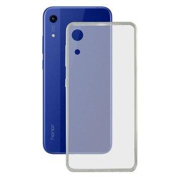 Mobile abdeckung Honor 8a KSIX Flex TPU Transparent