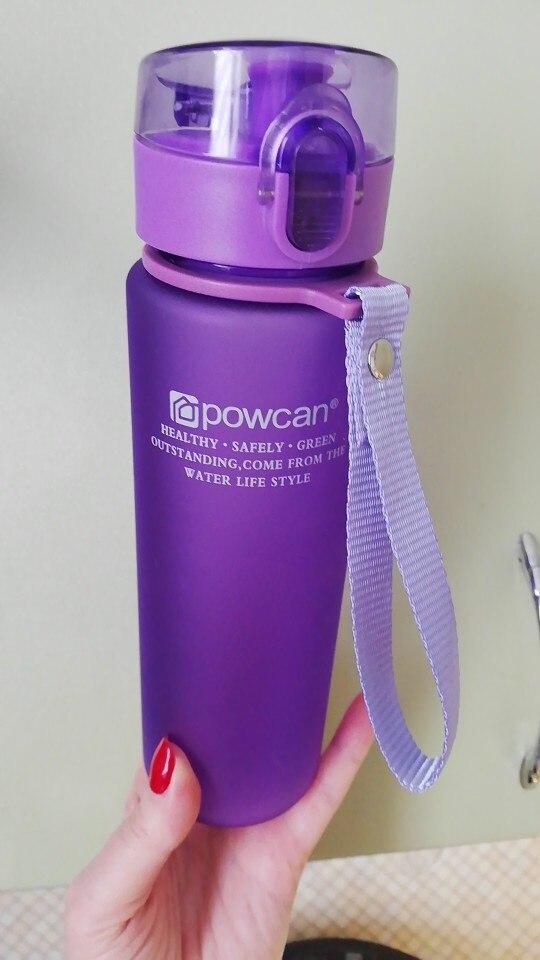 501 600ml Bottle for Water Outdoor Water Bottle Sports Water Bottle Eco friendly with Lid Hiking Camping Plastic My Bottle.j|Water Bottles|   - AliExpress