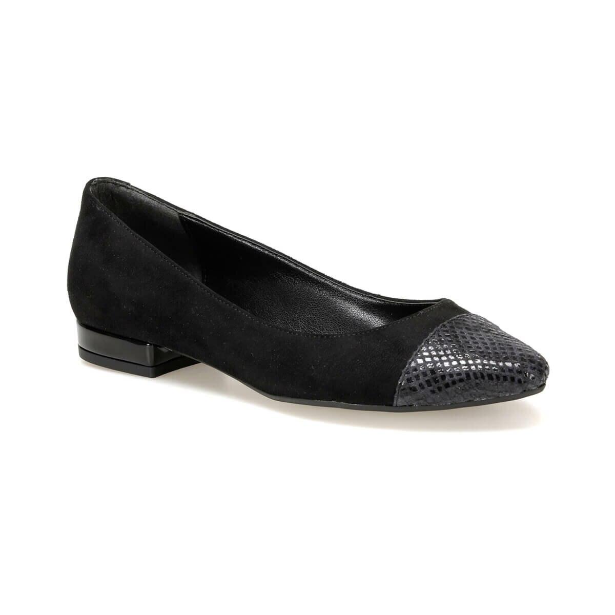 FLO DW19001 Black Women Shoes Miss F