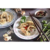 老福州风味//笋干猪肉饺(附笋干泡发的方法)的做法图解14