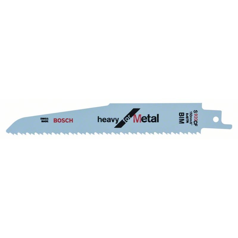 BOSCH-saw Blade Sable S 920 CF Heavy For Metal