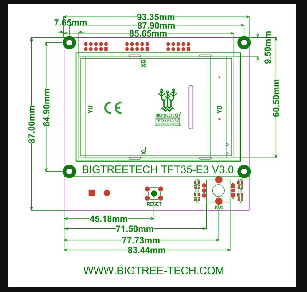 e3 v3.0 painel de controle 32 bits