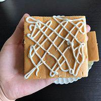 网红芝士肉松蛋糕的做法图解16