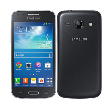 Smartphones Samsung Galaxy G3502 GPS 4.3inch 4GB ROM 3G WCDMA Unlocked Cheap Android Cell Phones 5.0MP Dual Sim Mobile Phones 2