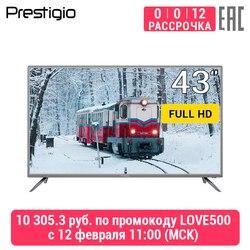 Телевизор 43 Prestigio Mate Full HD