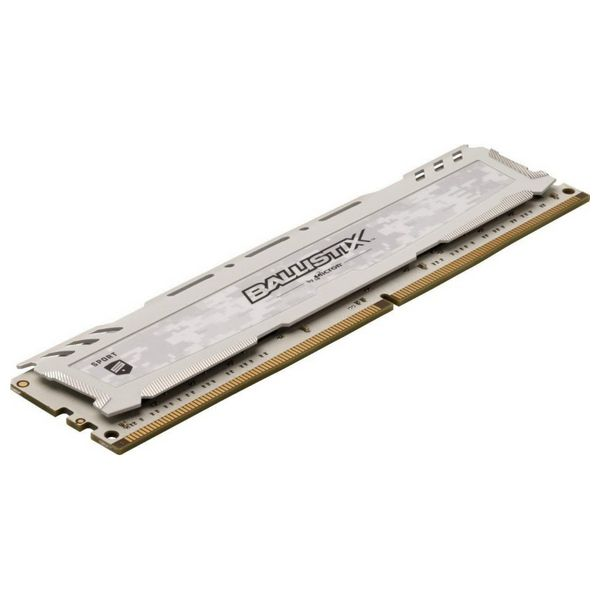 RAM Memory Crucial Ballistix Elite 16 GB DDR4 White
